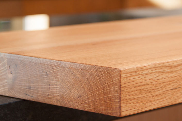 Table Tops Solidwood - Thick wood table top