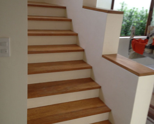 stairs solidwood