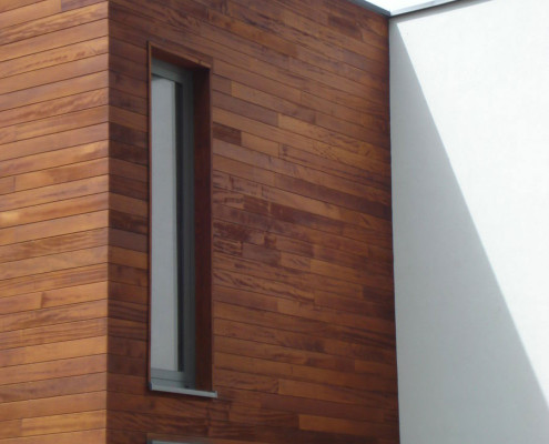 Ext Wall Solidwood