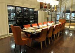 Rosewood floor Manila Hotel